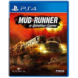 Mud Runner : a Spintires Game sur PS4