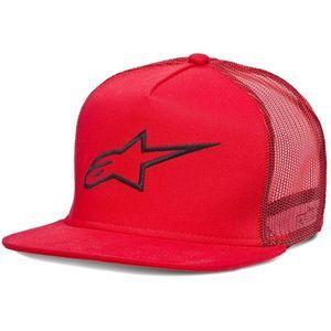 Alpinestars Casquette Corp Trucker rouge