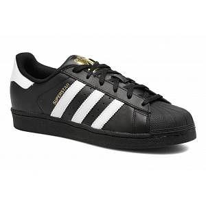 Adidas Superstar Foundation chaussures noir blanc 36 2/3 EU