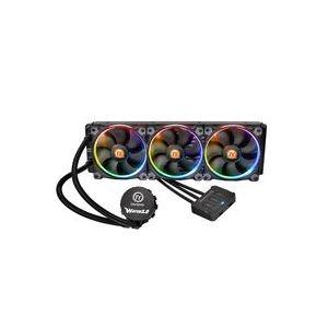 Thermaltake Water 3.0 Riing RGB 360 - Refroidissement liquide RVB 256 couleurs deux ventilateurs 120 mm