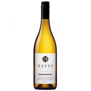HAYES 2014 Chardonnay Vin de Californie - Blanc - 75 cl - Vin de Californie Hayes Ranch Chardonnay 2014