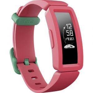 Fitbit Bracelet connecté Ace 2 pastèque et vert