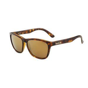 Bollé Lunettes de soleil 473 Polarized - Shiny Tortoise - Taille AG14 Oleo AR/CAT3