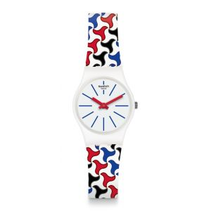 Swatch Montre Femme Lady Blanc