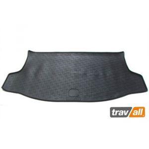 TRAVALL Tapis de coffre baquet sur mesure en caoutchouc TBM1098