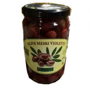 Yarden Olives meski violettes - Le pot de 650g