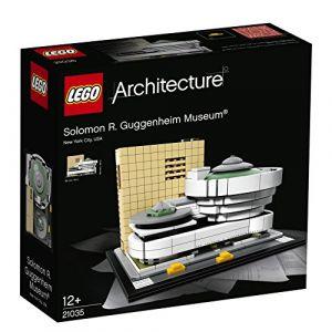 Lego 21035 - Architecture : Musée Solomon R. Guggenheim