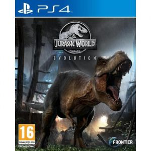 Jurassic World : Evolution sur PS4
