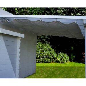 Habitat et Jardin Toile d'ombrage pour Pergola 3 m