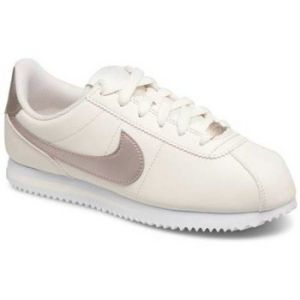 Nike Cortez Basic SL (GS), Chaussures de Running Fille, Multicolore (Phantom/MTLC Red Bronze-White 002), 38.5 EU