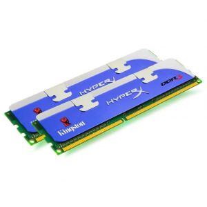 Kingston KHX1600C9D3K2/8GX - Barrettes mémoire HyperX 2 x 4 Go DDR3 1600 MHz CL9 240 broches XMP