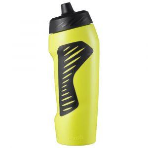 Nike Bouteilles -accessories Hyperfuel Water Bottle 24oz - Lemon Venom / Black - Taille One Size