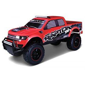 Maisto Véhicule radiocommandé Ford F150 SVT Raptor - Échelle 1/6eme - Batteries incluse