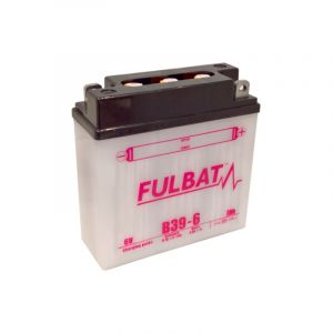 Fulbat Batterie moto B39.6 6V / 7ah