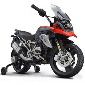 Rollplay LDD - Moto Électrique 6V - BMW 1200 - Rouge