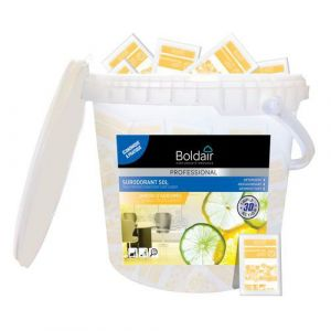 Boldair Nettoyant désinfectant surodorant Jardin d'agrumes, 100 doses 20 ml