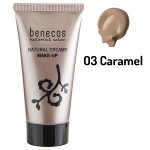 Benecos Fond de teint naturel - 03 Caramel