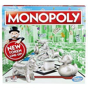 Hasbro Monopoly : Édition Classique