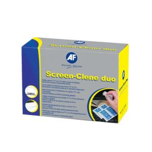 AF International SCR020 - Kit de nettoyage Screen-Clene Duo