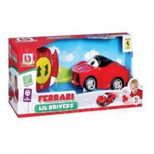 Bburago Ferrari Lil Drivers : ma première Ferrari radiocommandée !