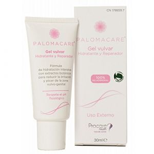Palomacare - Gel vaginal hydratant et réparateur