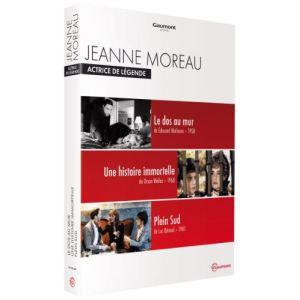 Coffret Actrice de Légende : Jeanne Moreau
