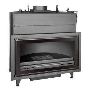 Ferlux K-100 S - Foyer bouilleur chaudière à bois 40 kw