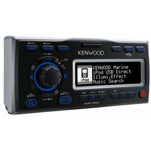 Kenwood KMR-700U - Récepteur marine avec station pour iPod