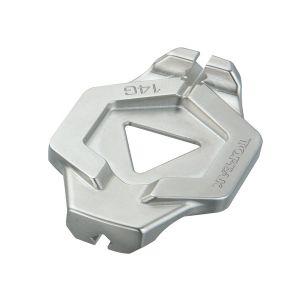 Topeak DuoSpoke Wrench - Outillage - 14G/15G gris unisex gris 2015
