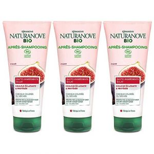 Kéranove Naturanove Bio - Après-shampooing Figue phyto-ingrédients Éclat