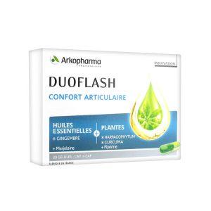 Arkopharma Duoflash Confort Articulaire - 20 gélules