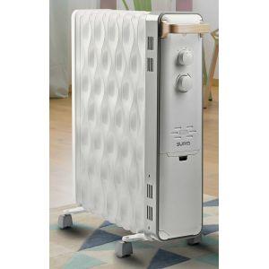 Supra Oasis 2503 - Radiateur bain d'huile 2500 Watts
