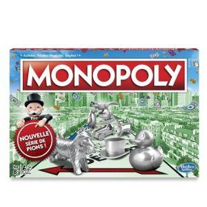 Hasbro Monopoly Classique Refresh