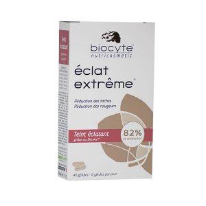 Biocyte Eclat extrême 40 gélules