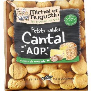 Michel et augustin Petits sablés cantal AOP