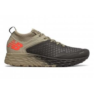 New Balance M Fresh Foam Hierro V4 Black Chaussures de trail