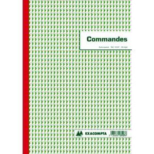 Exacompta Manifold bons de commande 50 feuilles tripli (210 x 297 mm)