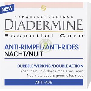 Diadermine Crème Anti Rides Nuit Anti Age 50 ml
