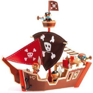 Djeco Ze pirat boat