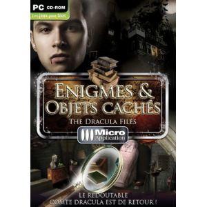 Enigmes & Objets Cachés : Les Dossiers Dracula [PC]