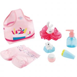 Zapf Creation Sortie de bain Baby Born Wash & Go