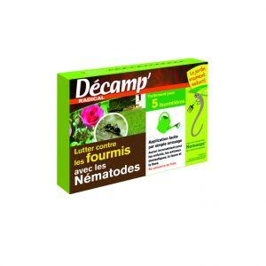 Decamp Nématodes contre fourmis 5 millions