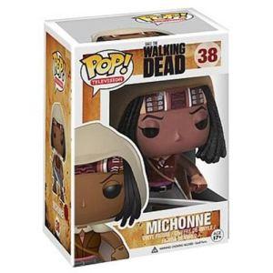 Image de Funko Figurine Pop! Walking Dead : Michonne