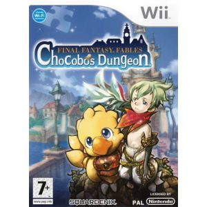 Final Fantasy Fables : Chocobo's Dungeon [Wii]