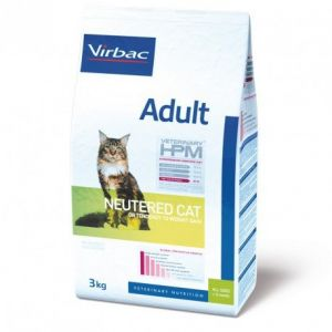 Virbac Adult Cat Neutered - Sac 3 kg