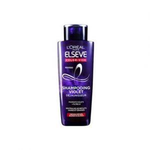 L'Oréal Elseve ColorVive Shampooing Violet Déjaunisseur