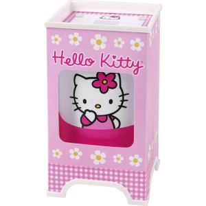 Dalber Lampe de chevet Led Hello Kitty