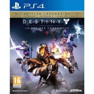 Destiny : le Roi des Corrompus [PS4]