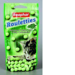 Beaphar Friandises Rouletties à l'herbe à chat 44,2 g
