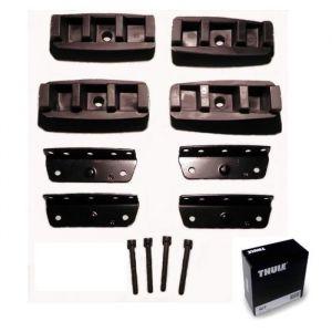 Thule 3106 Kit d'Adaptation Fixpoint Nissan Patrol - Kit d?Adaptation Fixpoint pour une fixation optimale des barres de toit pour voiture Nissan Patrol.